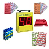 Super Select Electronic Bingo Machine Starter Kit - All you need to play Bingo
