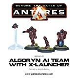 Beyond The Gates Of Antares, Algoryn AI Team with X-Launcher