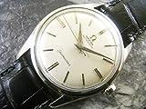 オメガ・OMEGA シーマスター アンティーク ドルフィンハンド 1958年 自動巻き 機械式腕時計 ビンテージ 中古品 [並行輸入品]
