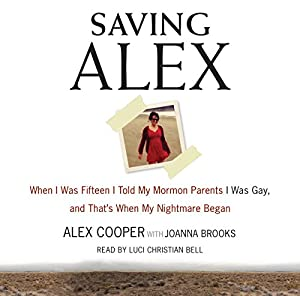 Saving Alex Audiobook