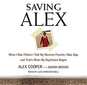 Saving Alex Audiobook