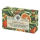 Gomangos Fashion Wavertree & London French Triple Milled Sicilian Orange Moisturizing Soap - 4pk