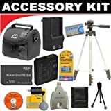 2GB DB ROTH Deluxe Pro Accessory Kit For The Sony MHS-CM5, PM5 Bloggie Camcorder