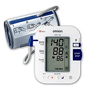 Omron HEM-780 Automatic Blood Pressure Monitor