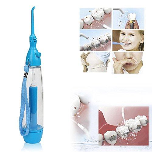 HailiCare Dental Oral Irrigator Water Flosser Teeth SPA Pick Cleaner - Make Your Teeth Whitening & Cleaning
