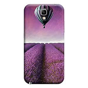 Desicase Samsung Note 3 Neo Flying Parachute 3D Matte Finishing Printed Designer Hard Back Case Cover (Pink)