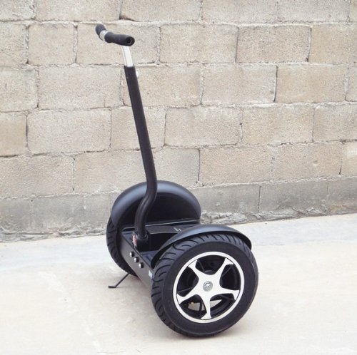 City Road 2 Wheel Self Balance Electric Scooter Uv01D-Pro 2014 Updated Remote Controlled (Blue)