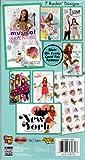 Disney Rockin' Shake It Up Jessie A.N.T. Farm Austin & Amy Valentine Cards for Kids with Tattoos (84159381)