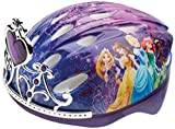 Bell Children 3D Tiara Princess Bike Helmet, Purple