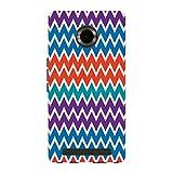 Kaira Brand Designer Back Case Cover For Micromax YU Yuphoria (Wave)