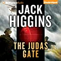 The Judas Gate Audiobook by Jack Higgins Narrated by Simon Vance