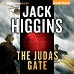 The Judas Gate (       UNABRIDGED) by Jack Higgins Narrated by Simon Vance
