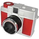 Lodigimo Retro Digital Camera Red & Silver