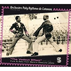 Orchestre Poly-Rythmo de Cotonou The Vodoun Effect