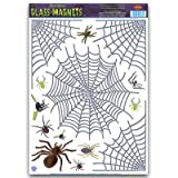 Spider Web Clings Party Accessory (1 count) (14/Sh)