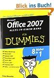 Office 2007 f�r Dummies. Alles-in-einem-Band