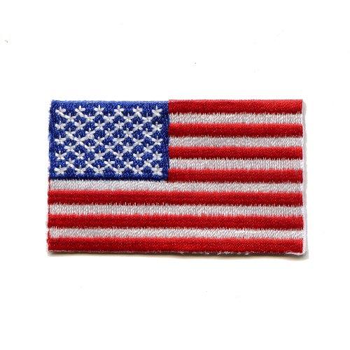 USA Washington America America Flag Bandiera Toppa K -13