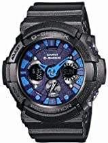 Casio G-SHOCK Metallic Colors Series GA-200SH-2AJF (Japan Import)