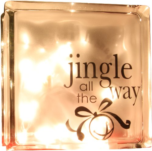vinyl-decal-jingle-all-the-way-glass-block-vinyl