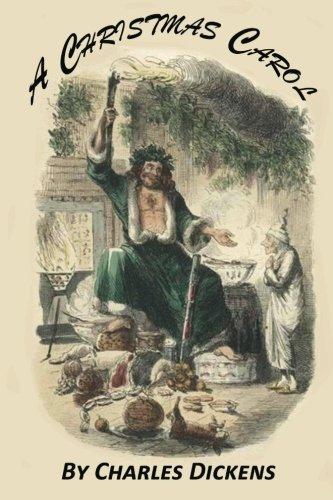 A Christmas Carol (Large Print)