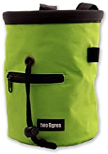 two Ogres Essential-Z Chalk Bag with Belt and Zippered Pocket