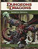 img - for Dungeons & Dragons Monster Manual: Roleplaying Game Core Rules, 4th Edition book / textbook / text book