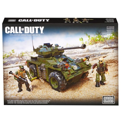 Mega Bloks DCL09 - Call Of Duty Invasione APC