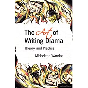 Image: Cover of The Art of Writing Drama