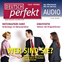 Deutsch perfekt Audio - Sich vorstellen. 10/2011 Audiobook by  div. Narrated by  div.