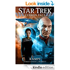 Star Trek - Typhon Pact: Kampf (German Edition)