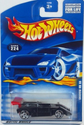 Hot Wheels Shadow MK IIA #224 Year: 2001