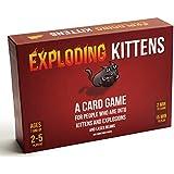 Exploding Kittens Edition originale - Jeu de cartes - Version anglaise
