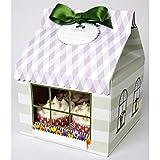 Meri Meri Flower Shop Large Cupcake Box, 3-Pack