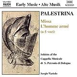 echange, troc  - Palestrina/messe Homme Arme