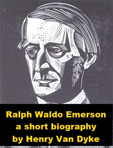 the life and achievements of ralph waldo emerson a writer An outline biography of the life of essayist ralph waldo emerson his role in the emergence of new england transcendentalism.