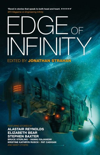 Edge Infinity Alastair Reynolds