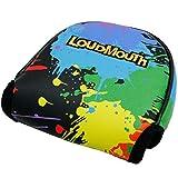 LOUDMOUTH(ラウドマウス) LM-HC0001/MT パターカバー マレット 用 011 ペイントボールズ  LM-HC0001/MT  カラー:011 Paint Balls (ペイントボールズ) 品番:LM-HC0001/MT