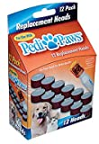 Pedi Paws Replacement Emery Heads 12 ea