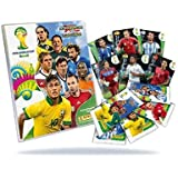 Panini 059021 - Adrenalyn World Cup 2014 Brazil Starterpack