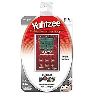 Yahtzee Electronic Handheld Game