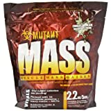 PVL Mutant Mass 2200 g Cookies and Cream Weight Gain Shake Powder -image