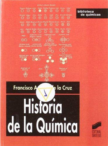 Historia de la química (Biblioteca de químicas)