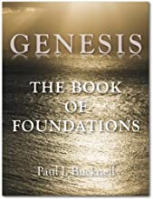 Genesis The Book of Foundations The Living Commentary 1