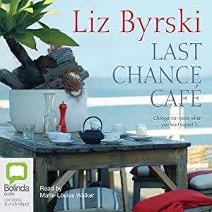 Last Chance Café Audiobook