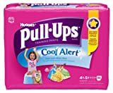 Pull-Ups® Training Pants with Cool Alert, Girls, 4T-5T, 44 Count