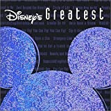 Disney's Greatest 1 by Disney's Greatest (2001) Audio CD