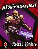 Neuroshima Hex Steel Police Board Game