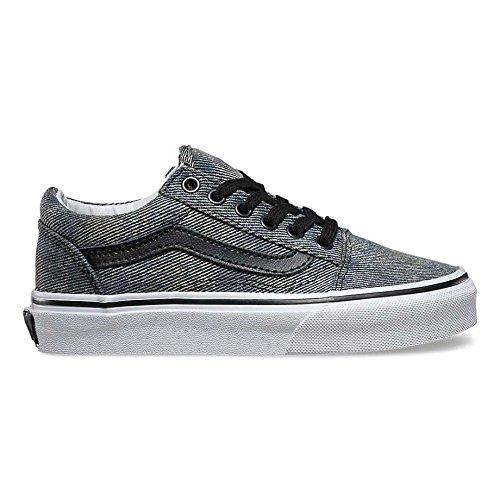 vans-k-old-skool-zapatillas-bajas-infantiles-color-negro-acid-denim-navy-black-talla-28