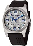 LOCMAN Watches:Locman Men's Sport Stealth GMT Watch 200SLKVL