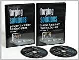 Forging Solutions: Hand Hammer and Power Hammer Techniques with Amit Har-lev (2 DVD Set)